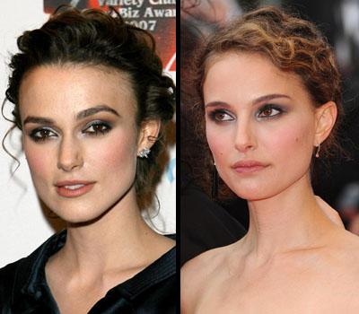 Natalie Portman Vs. Keira Knightley   Constant Motions