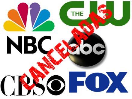 Series Canceladas y Renovadas para la Temporada 2012-2013