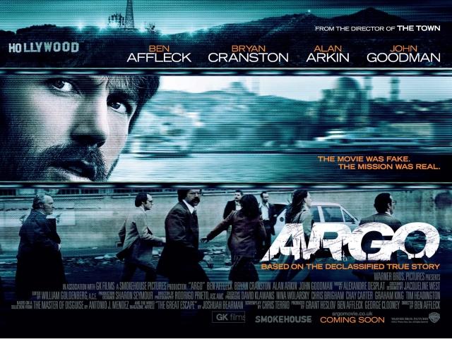 Resultado de imagen de PELICULA Argo' en 2013