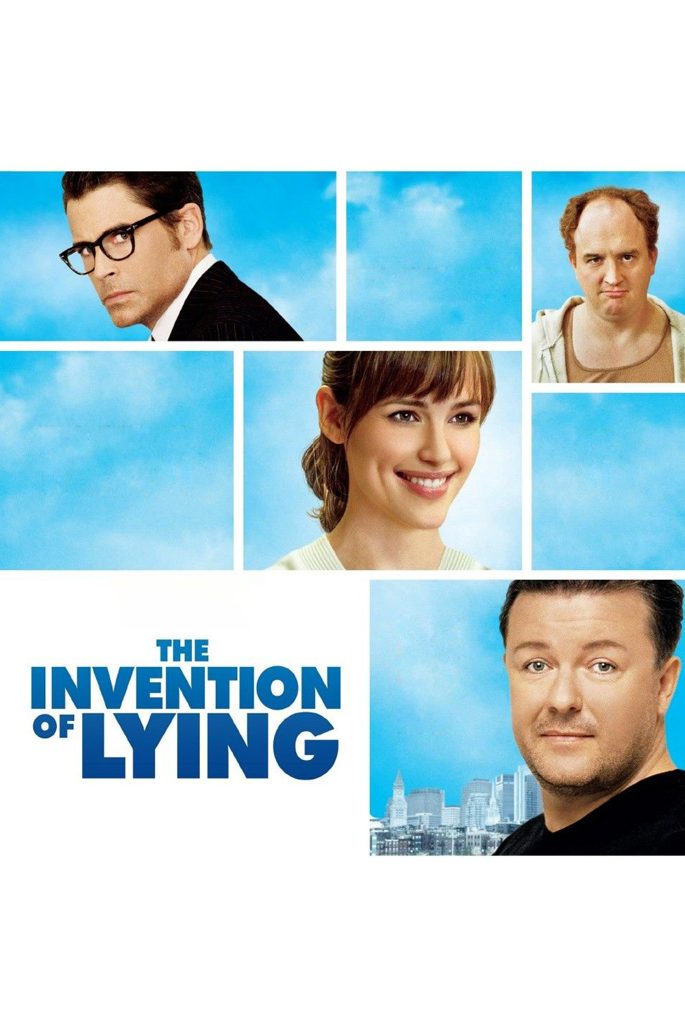 Invention Of Lying