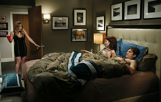 "Opinión: Final de la 10ma Temporada de ""Two And A Half Men""."