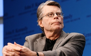 Stephen King Reads From His New Fiction Book