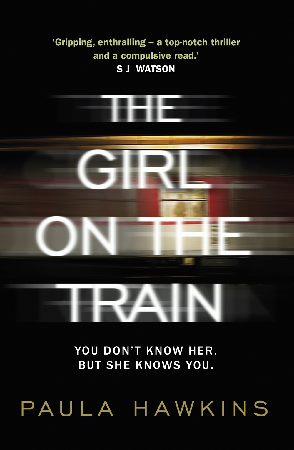 Resultado de imagen de the girl on the train libro