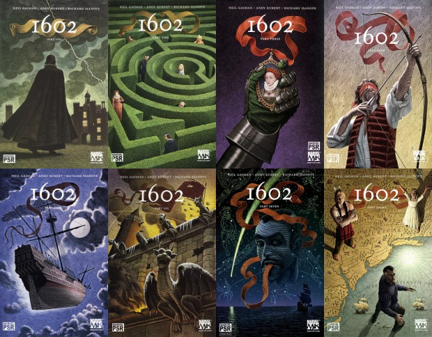 Marvel-1602-covers