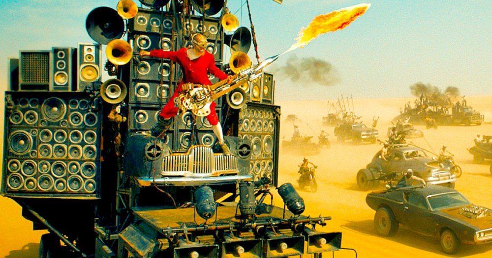 """Opinión de la Película """"Mad Max: Fury Road"""" (2015) (2/2)"""